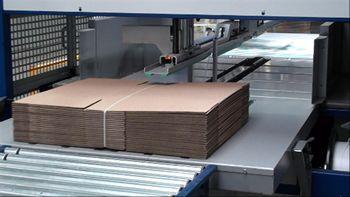 Produkcja kartonów