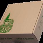 karton fasonowy z nadrukiem
